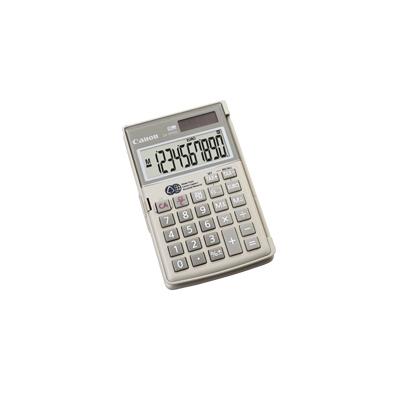 Canon LS-10TEG calculadora Bolsillo Calculadora financiera Gris