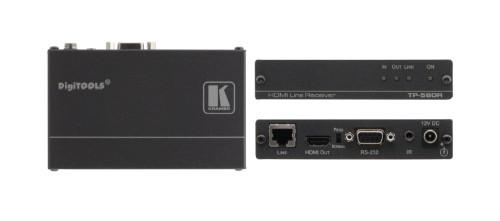 Kramer Electronics TP-580R AV receiver Black