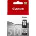 Canon PG-510 cartucho de tinta Original Foto negro
