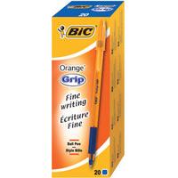 BIC 811926 Stick ballpoint pen Medium Blue 20pc(s) ballpoint pen