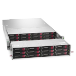 Hewlett Packard Enterprise StoreEasy 1450 disk array 8 TB Rack (1U)