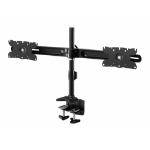 "Amer AMR2C32 flat panel desk mount 81.3 cm (32"") Clamp Black"