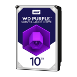 Western Digital Purple HDD 10000GB Serial ATA III internal hard drive