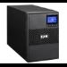 Eaton 9SX sistema de alimentación ininterrumpida (UPS) Doble conversión (en línea) 1000 VA 900 W 7 salidas AC