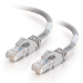 C2G 20m Cat6 550MHz Snagless Patch Cable cable de red U/UTP (UTP) Gris