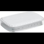 Netgear GS605-400PES netwerk-switch Unmanaged L2 Gigabit Ethernet (10/100/1000) Wit