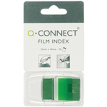 Q-CONNECT Q CONNECT PAGE MARKER 1IN 50 SHTS GREEN
