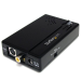 StarTech.com Composite and S-Video to HDMI Converter with Audio