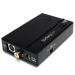 StarTech.com Adaptador Conversor de Audio y Vídeo Compuesto RCA S-Video a HDMI - HD 1080p