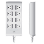 Ubiquiti Networks mPower PRO power extension Indoor 8 AC outlet(s) White