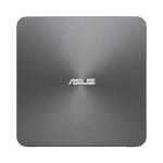ASUS VivoMini VC65-C1G5091ZN 8ª generación de procesadores Intel® Core™ i5 i5-8400T 8 GB DDR3L-SDRAM 128 GB SSD mini PC Gris Windows 10 Home