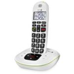 Doro PhoneEasy 115 DECT telephone Caller ID White