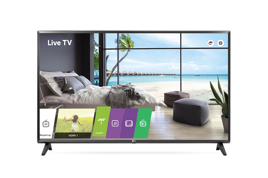 Commercial Tv - 43lt340c - 43in - 1920 X 1080