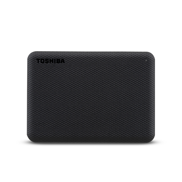 Toshiba Canvio Advance - 2To - Noir disco duro externo 2000 GB Negro