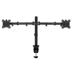 "Amer Networks 2EZCLAMP monitor mount / stand 32"" Bolt-through Black"
