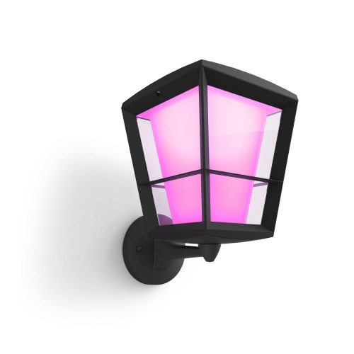 Philips Hue White and colour ambience Econic Outdoor Wall Light