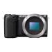 Sony NEX-5T Body with standard zoom lens & telephoto lens