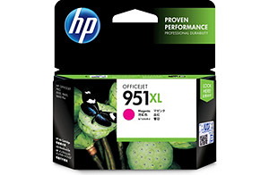 HP 951XL inktcartridge Original Magenta 1 stuk(s)