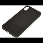 Sandberg Cover iPhone X/XS soft Black mobile phone case