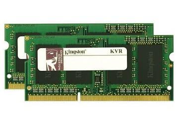 Kingston Technology ValueRAM KVR13S9S6/2 2GB DDR3 1333MHz memory module