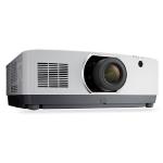 NEC NP-PA803UL-41ZL data projector 8000 ANSI lumens LCD DCI 4K (4096 x 2160) Desktop projector Black,White