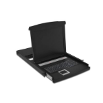"Digitus DS-72002GE 17"" 1280 x 1024pixels Black rack console"