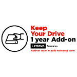Lenovo 1Y Keep Your Drive 5PS0K26197