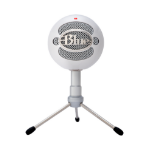Blue Microphones Snowball iCE White PC microphone