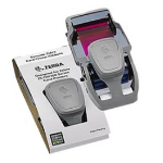 Zebra 800300-350EM printer ribbon 200 pages Black, Cyan, Magenta, Yellow