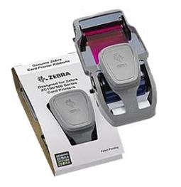 Zebra 800300-350EM cinta para impresora 200 páginas Negro, Cian, Magenta, Amarillo