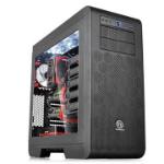 Thermaltake Core V51 Midi-Tower Black computer case