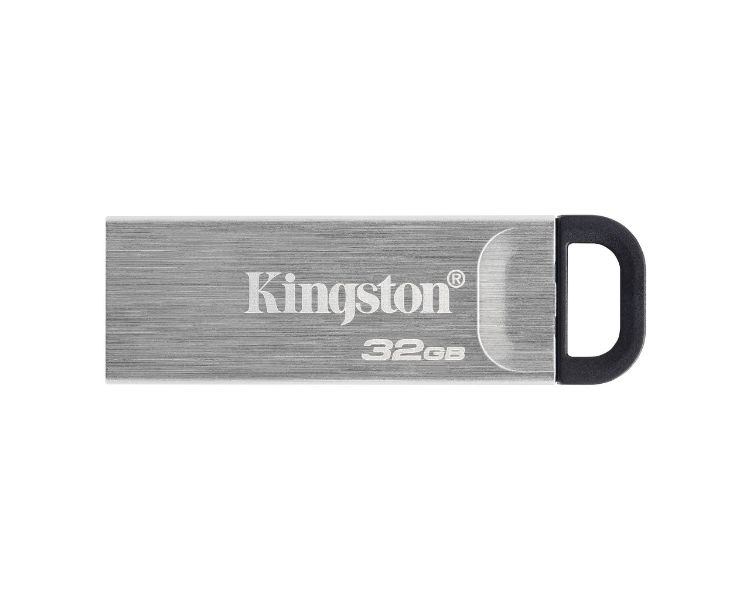 Kingston Technology DataTraveler Kyson unidad flash USB 32 GB USB tipo A 3.2 Gen 1 (3.1 Gen 1) Plata