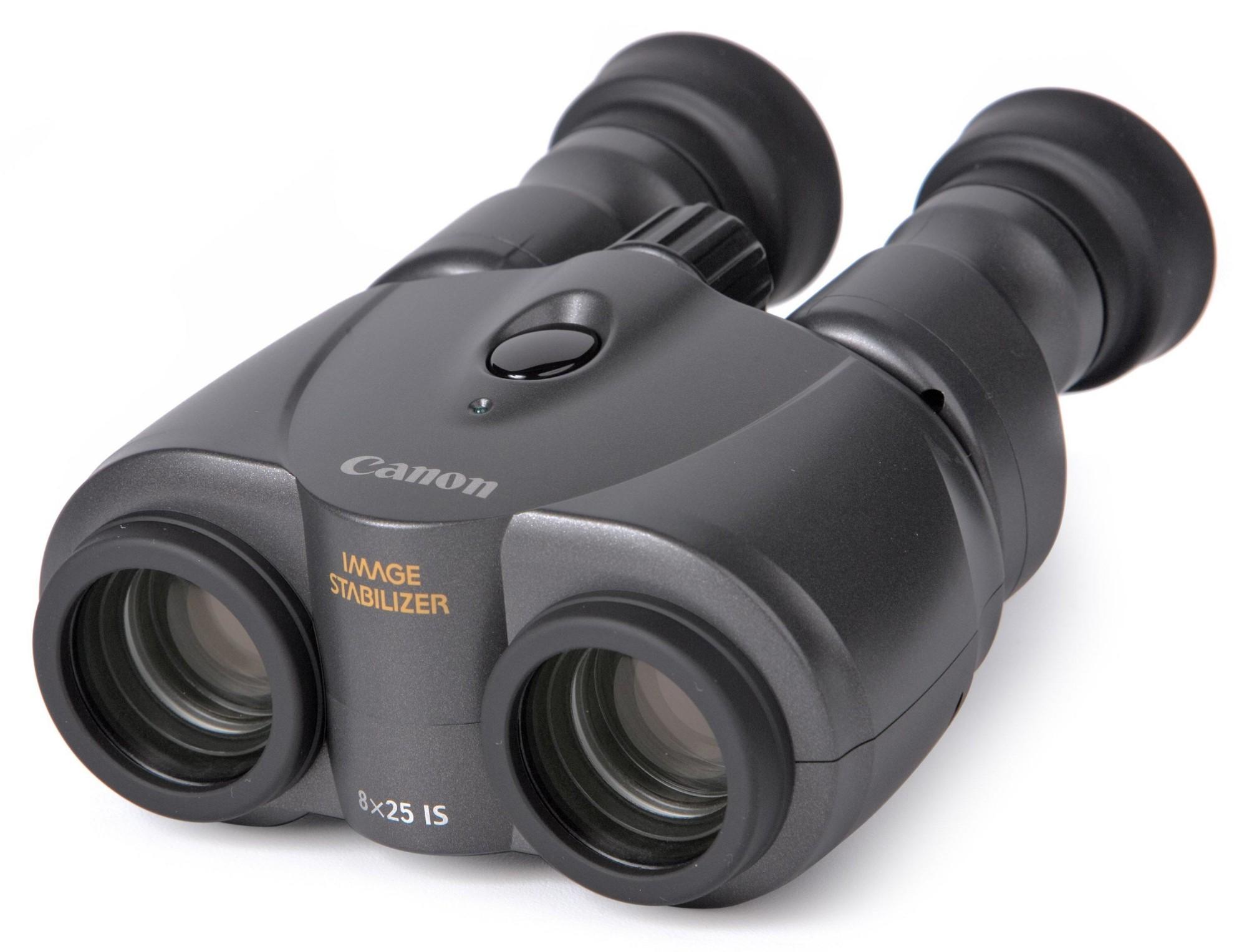 Binocular Image Stabilisation 8x25 Is
