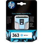 HP 363 Original Light Cyan 1 pc(s)
