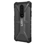 "Urban Armor Gear 711673113131 mobiele telefoon behuizingen 16,3 cm (6.41"") Armband doos Zwart, Transparant"