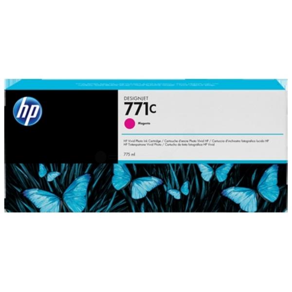 HP B6Y09A (771C) Ink cartridge magenta, 775ml