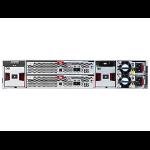 Hewlett Packard Enterprise D3600 w/12 8TB 12G SAS 7.2K LFF (3.5in) Midline Smart Carrier HDD 96TB Bundle 96000GB Rack (2U) Silver disk array