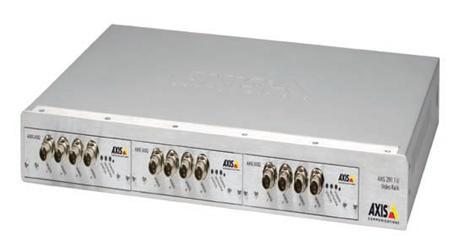 Axis 291 1U Video Server rack Silver