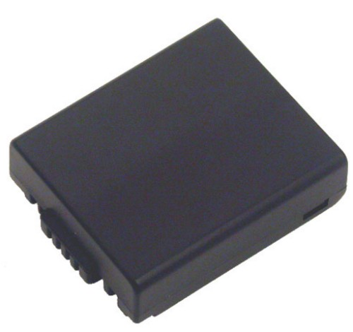 2-Power Digital Camera Battery 7.2V 750mAh
