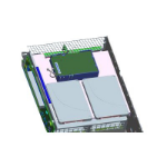 Intel A2UBKTMFBUSSD HDD Cage computer case part