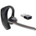 POLY VOYAGER 5200 UC Headset Ear-hook Bluetooth Black