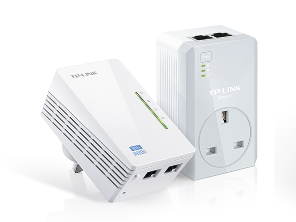 TP-LINK AV600 Powerline Wi-Fi Kit