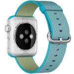 Apple MM9X2ZM/A Band Blue Nylon