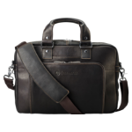 HP Elite Top Load Colombian Leather Case