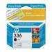 HP C9362EE#301 (336) Printhead black, 220 pages, 5ml