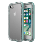"LifeProof 77-57192 mobile phone case 11.9 cm (4.7"") Cover Transparent,Turquoise"