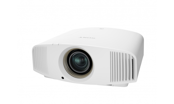 Sony VPL-VW320 4K Home Cinema Projector (White)