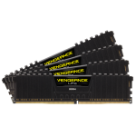 Corsair Vengeance LPX CMK128GX4M4A2400C16 memory module 128 GB 4 x 32 GB DDR4 2400 MHz