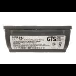 GTS HPR3-LI handheld device accessory Battery Black