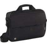 "Wenger/SwissGear Route notebook case 40.6 cm (16"") Briefcase Black"